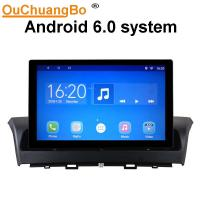 Wholesale Ouchuangbo car audio gps stereo for Besturn X40 support BT aux USB swc android 6.0 OS from china suppliers