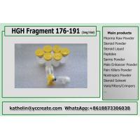 Growth Hormone Polypeptide Fragment 176-191 Peptides For Fat Loss for sale