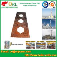 Quality Fire Proof Electrical Water Boiler Panel SA210C Boiler Components for sale
