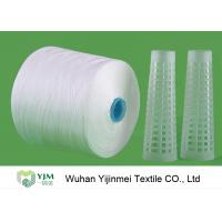 Wholesale 60S 60s /2 Spun Polyester Yarn Sewing Thread Yarn Raw White With Dyeing Tube from china suppliers