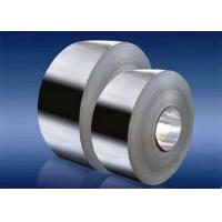 Quality 2B Finished Sheet Metal Coil , J1 J3 J4 201 Grade Polished Stainless Steel Strips for sale