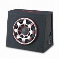 Quality 12-inch Car Subwoofer with RMS Power Range of 180W and 4Ω Impedance for sale