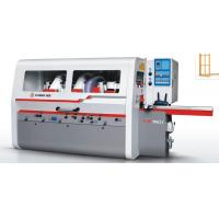 Wholesale Slice Cutting Six Head Moulder Woodworking Equipment For Processing Sauna Board from china suppliers