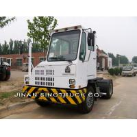 Buy cheap SINOTRUK TERMINAL TRACTOR TRUCK from wholesalers