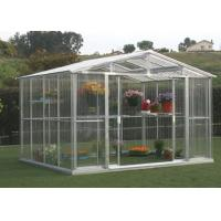 Buy cheap 50 Micron UV - Protection Transparent Polycarbonate Greenhouse Sheets 4 - 20mm from wholesalers