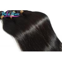 Wholesale Grade 7A Unprocessed Straight Indian Virgin Human Hair Extensions 24 Inch from china suppliers