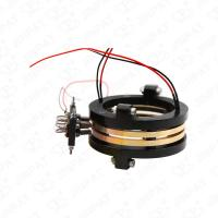 Wholesale Industrial Hollow Slip Ring ID158mm Diameter 4 Circuits 5A Current For Small Rotary Table from china suppliers
