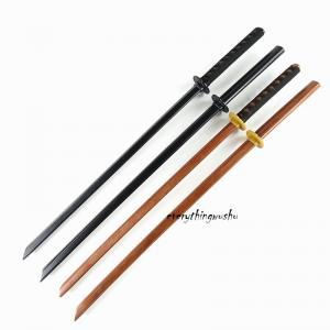 Buy cheap Ironwood Hardwood Sword Samurai Training Katana Bokken Swords Wooden Swords from wholesalers