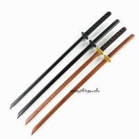 Wholesale Ironwood Hardwood Sword Samurai Training Katana Bokken Swords Wooden Swords from china suppliers