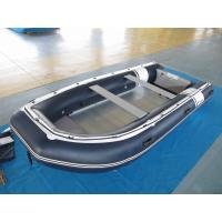 Wholesale PVC 470cm inflatable dinghy Easy Take Against Abrasion With Foot Pump for water racing from china suppliers