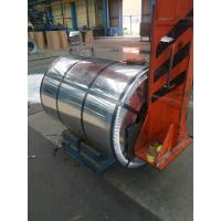 Buy cheap Hot Dipped Galvanized Steel Coils , GI Silted Steel Coil 0.95 Mm THK X 182mm WD from wholesalers
