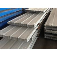 Wholesale High Durability Prefabricated Building Components Corrugated Steel Roofing Sheets from china suppliers