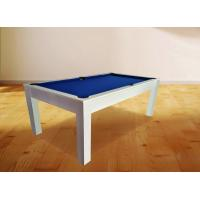 Wholesale Supplier pool table with dining table wood dining table with billiard table from china suppliers