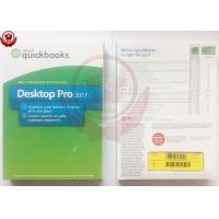 Wholesale English Quickbooks Financial Software Accounting Software Retail / OEM Version from china suppliers