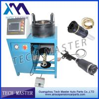 Wholesale High Pressure Hydraulic Hose Air Suspension Crimping Machine For Repairing Air Suspension Air Spring from china suppliers