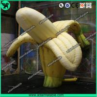 Wholesale Fruits Promotion Inflatable Replica/Giant Inflatable Banana Model from china suppliers