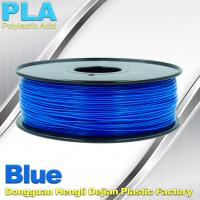 Wholesale 3D Printer Filament Flexible PLA  1.75mm 3mm Plastic Consumables Material from china suppliers