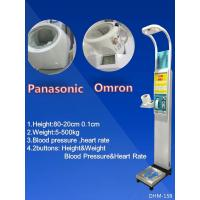 Wholesale Pharmacy / Hospital Height And Weight Measuring Scale With Multi Language from china suppliers