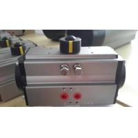 China SINGLE ACTION SPRING RETURN PNEUMATIC ROTATING ACTUATOR(OEM)PNEUMATIC PARTS for sale