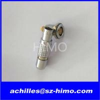 self-locking 3B 5 pin lemo pin configuration for time code connection for sale