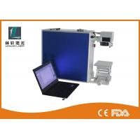 Wholesale 650nm Diode Fiber Laser Etching Machine With CE LCD Touch Industrial Printer from china suppliers