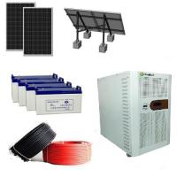 China Best Buy 1kw Battery Backup Generator Off Grid Solar Panel System on sale