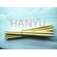 Wholesale Double Point Knitting Bamboo Needles , china manufacturer with good quality from china suppliers