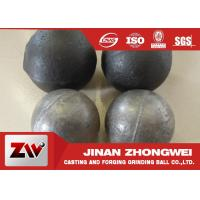 Wholesale Cement plant use  forged and low chrome cast grinding ball/ steel grinding balls from china suppliers