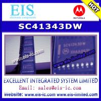 Wholesale SC41343DW - MOTOROLA - Encoder and Decoder Pairs from china suppliers