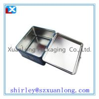 Wholesale CMYK metal lunch tin box wholesale from china suppliers