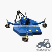 Wholesale OFM100 - Farm Implements Tractor 3 point Octagonal shaped Finishing Mower 1.0M from china suppliers