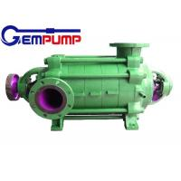 Wholesale High pressure Multistage High Pressure Pumps / single-suction segmental vertical centrifugal pump from china suppliers