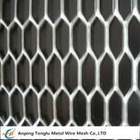 China Hexagonal Expanded Metal Mesh |Raised Type by Stainless Steel/Carbon Steel/Aluminum for sale