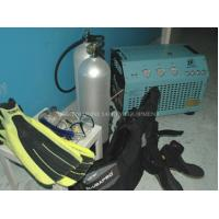 Wholesale diving apparatus air compressor Scuba diving compressor from china suppliers