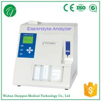 Wholesale Automatic Hospital Medical Equipment multiparameters Electrolyte Analyzer from china suppliers