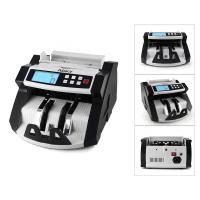 Wholesale Automatic Multi-Currency Cash Banknote Money Bill Counter Counting Machine LCD Display with UV MG Counterfeit Detector F from china suppliers