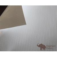 Wholesale Glossy Polypropylene Banner Material  Microporous Water Resistant , 0.35mm Thickness from china suppliers