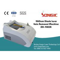 Wholesale Portable 30w 980 nm Diode Laser Red Vein Removal Machine With SGS from china suppliers