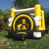 Wholesale Inflatable Toys Inflatable Bouncer Duralite Busy Bee Party Blow Up Bouncers from china suppliers