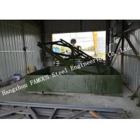 Buy cheap Prefabricated Steel Bailey Bridge Modular Designed Compact Panel Assembly from wholesalers