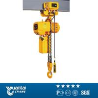 China YT Best quality 5 ton electric chain hoist on sale