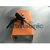 Buy cheap 35Khz Ultrasonic Plastic Extrusion Welding Gun / Ultrasonic Spot Welding Machine from wholesalers