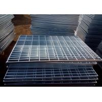 Wholesale 25 X 5 Electro Building Galvanised Steel Mesh Walkway Q235 Press Welded Steel from china suppliers