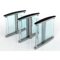 Wholesale Stainless Steel Speed Gates, Pedestrian Airport Turnstile Access Control from china suppliers