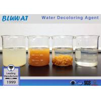 Buy cheap Color Removal Wastewater Recycling Chemicals Organic Polymer Flocculant in liquid from wholesalers