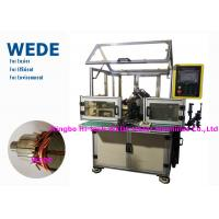 Buy cheap Professional Automatic Armature Winding Machine For Hook Commutator from wholesalers