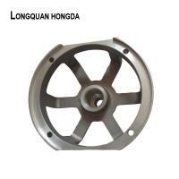 Precision Aluminum Low Pressure Die Casting With Surface Plating OEM / ODM