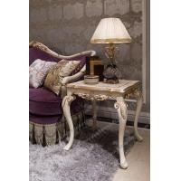 Buy cheap Vintage Carved Wood Side Table Square FC-101B from Wholesalers