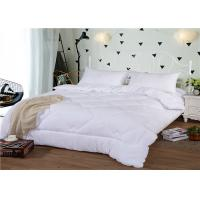 Buy cheap 250 ~ 300T And Duck Down 60S 180GSM King Size Of  Hotel Bedding Duvet from wholesalers