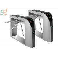 Quality Auto Bi Directional Waist Height Turnstiles/ Tripod Turnstile Gate For Visitor for sale